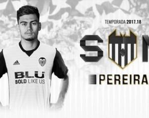 Pereira a Valenciánál folytatja