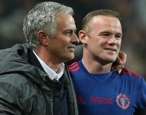 Mourinho: Rooney egy legenda