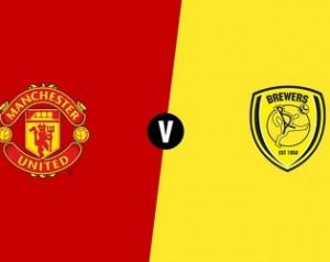 Beharangozó: Manchester United - Burton Albion