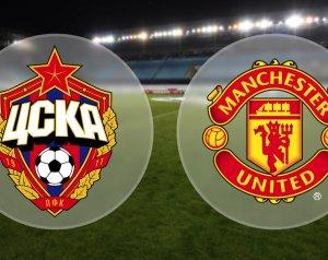 CSZKA Moszkva 1-4 Manchester United