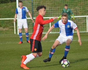 U18: United 2-4 Blackburn