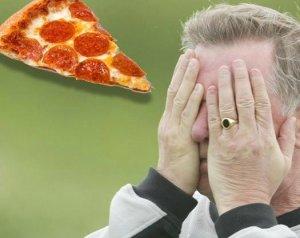 Sir Alex Ferguson, Cesc Fabregas és a pizza