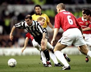 Miért nem igazolta le Zidane-t a United?