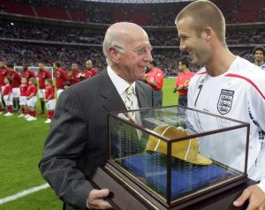 Beckham köszöntötte Charltont