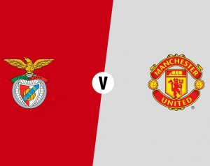 Benfica 0-1 Manchester United