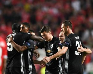 Játékosértékelés: Benfica 0-1 Manchester United