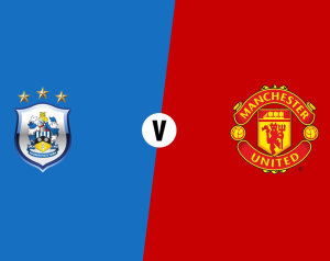Huddersfield Town 1-1 Manchester United
