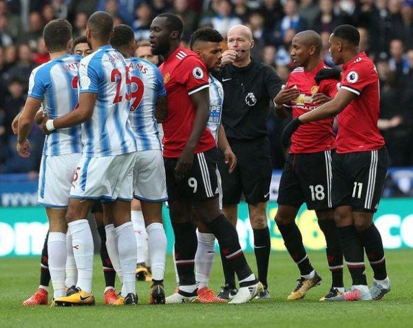 Játékosértékelés: Huddersfield Town 2-1 Manchester United