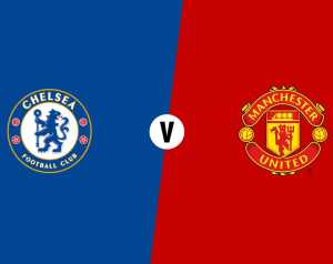 Chelsea 1-2 Manchester United
