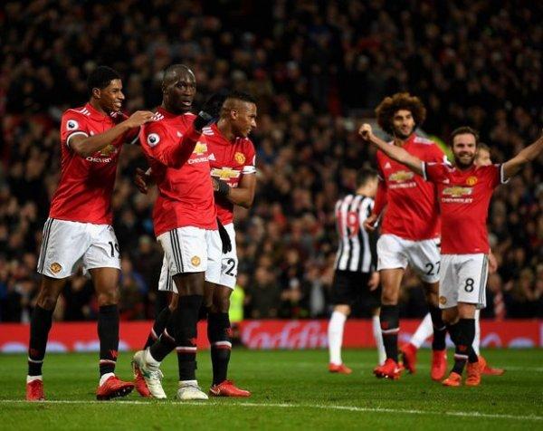 Játékosértékelés: Manchester United 4-1 Newcastle