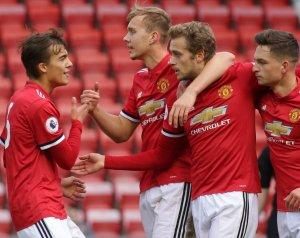 U23: United 1-1 City