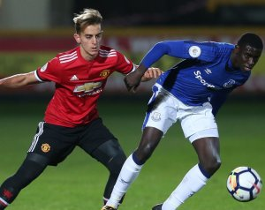 U23: Everton 0-0 United