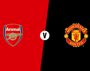 Arsenal 2-0 Manchester United