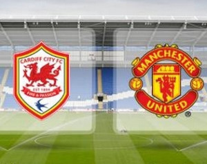 Cardiff City 2-2 Manchester United