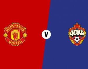 Manchester United 2-1 CSZKA Moszkva