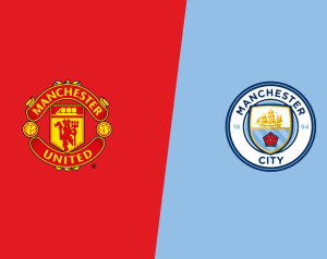 Manchester United 1-3 Manchester City