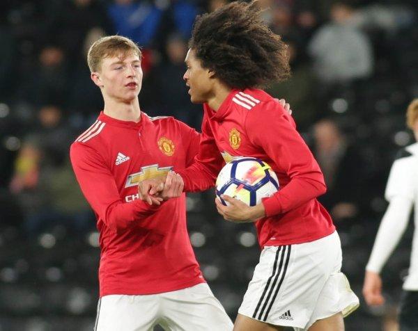 U18: Derby 2-2 United