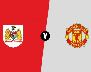 Bristol City 2-1 Manchester United