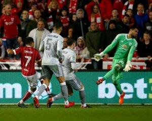 Játékosértékelés: Bristol City 2-1 Manchester United