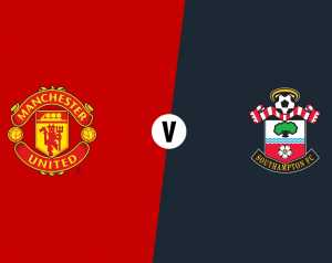 Manchester United 3 - 2 Southampton