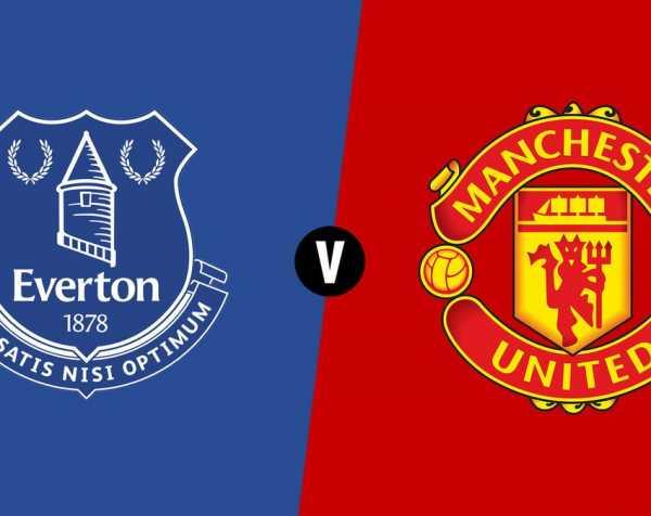Everton 4-0 Manchester United