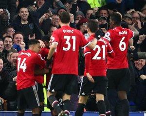 Játékosértékelés: Everton 0-2 Manchester United