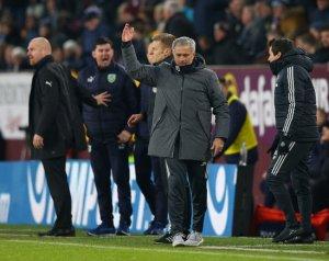 Mourinho reakciója a Burnley legyőzésére