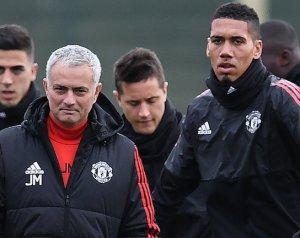 """Smalling: Mourinho megtanított minket """"lehúzni a rolót"""""""