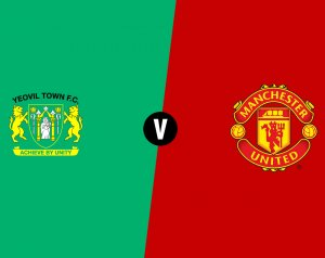 Yeovil Town 0-4 Manchester United