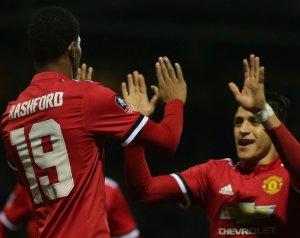 Mourinho: Alexis csak segítségére válhat Rashfordnak