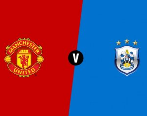 Manchester United 2-0 Huddersfield Town