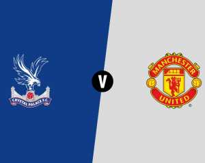 Crystal Palace 1-3 Manchester United