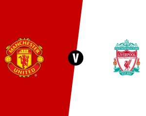 Manchester United 2-1 Liverpool