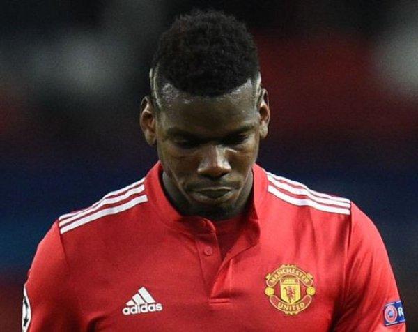 Pogba nem lehet boldog a Unitednél