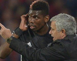 Pogba: Nincs problémám Mourinhoval