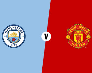 Manchester City 3-1 Manchester United