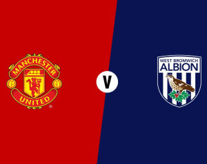Manchester United 1-0 West Bromwich Albion