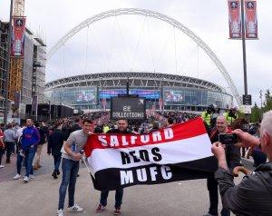A United szurkolók sokkolhatják a Tottenhamet