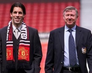 Sir Alex Ferguson: Önéletrajz, 11. fejezet - Ruud van Nistelrooy
