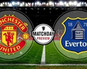 Manchester United 0-1 Everton