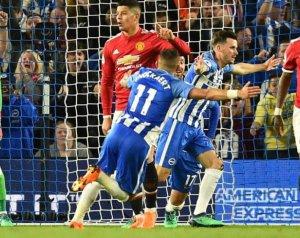 Játékosértékelés: Brighton 1-0 Manchester United