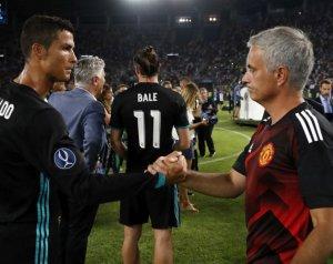 Mourinho Ronaldo leigazolásának esélyéről beszélt