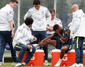Fred megsérült