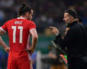 Giggs: Bale egy Manchester United játékos