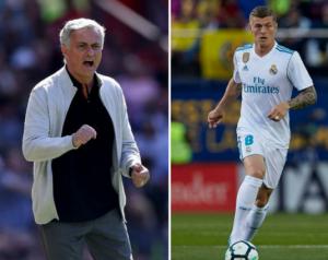 Mourinho Pogba-Kroos párost szeretne a középpályára