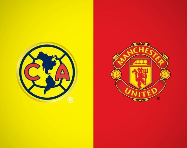 Club America 1-1 Manchester United