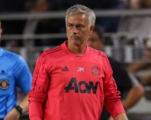 Mourinho reakciója a Club America elleni döntetlenre