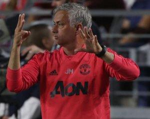 Mourinho reakciója a Milan legyőzésére
