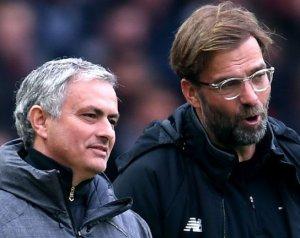 Mourinho: Vicces Klopp pálfordulása