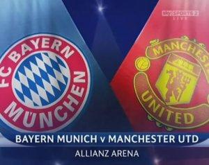 Bayern München 1-0 Manchester United